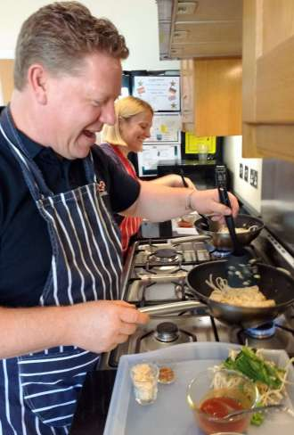 Fun Cookery Classes at My Thai Kitchen