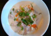 Chicken in Coconut Milk Soup (Tom Kha Kai)