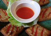 Prawn Toast (Kanom Pang Goong)