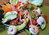 Spicy Papaya Salad (Som Tum)