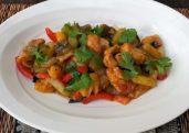 Sweet & Sour Fish (Plaa Pad Preaw Wan)